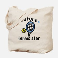 Future Tennis Star Tote Bag