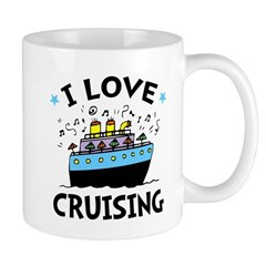 Little Cruiser Mug