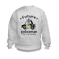 Policeman Sweatshirt
