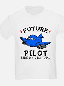Pilot Like Grandpa T-Shirt