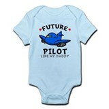 Airplane baby Bodysuits