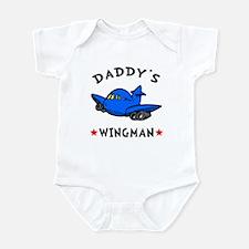 Daddy's Wingman Onesie