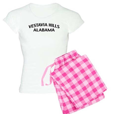 Vestavia Hills Alabama Women's Light Pajamas