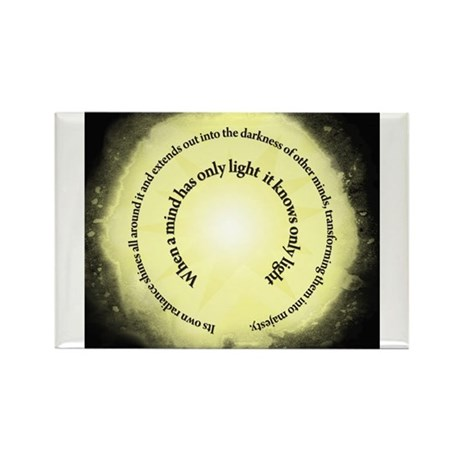 ACIM-Only Light Rectangle Magnet (10 pack)