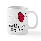 Ladybug mugs Small Mugs (11 oz)