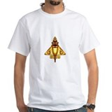 Ancient aliens Mens Classic White T-Shirts