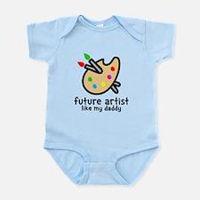 Artist Dad Infant Bodysuit