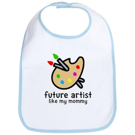 Artist Mom Bib