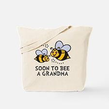 Grandma Bee Tote Bag