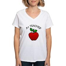 A+ Teacher Shirt