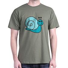 Blue Snail T-Shirt