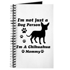 Chihuahua mommy Journal