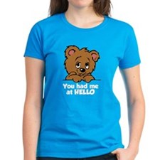 Bear Hello Tee