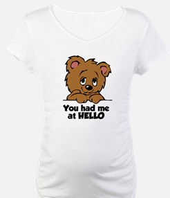 Bear Hello Shirt