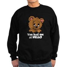 Bear Hello Sweatshirt