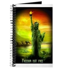FREEDOM ISN'T FREE LIBERTY Journal