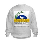 Minnesota Neighbors for Peace Kids Sweatshirt