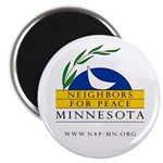 "Minnesota N4P 2.25"" Magnet"