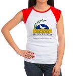 Minnesota N4P Women's Cap Sleeve T-Shirt