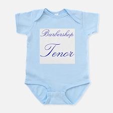 Barbershop Tenor Infant Creeper