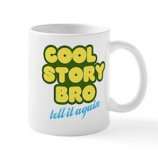 Cool Story Bro (yellow) Mug