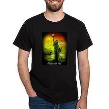 freedom isnt free liberty T-Shirt