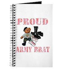 Army Brat (Girl Journal