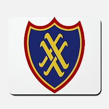 XX Corps Mousepad