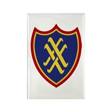 XX Corps Rectangle Magnet (10 pack)