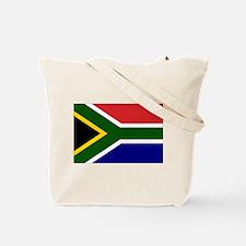 Kiss Me I'm South African Tote Bag