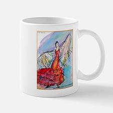 Falmenco dancer, bright Mug