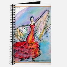 Falmenco dancer, bright Journal