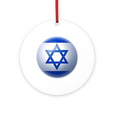 FIGHT TERRORISTS Ornament (Round)