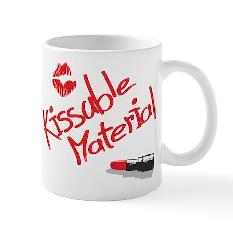 KISSABLE MATERIAL Mug