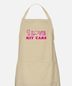 I Love Kit Cars Light Apron