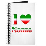 Nonno Journals & Spiral Notebooks