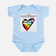 Cute Unitarian Infant Bodysuit
