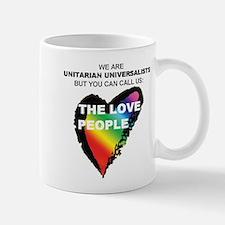 LOVE PEOPLE Mugs