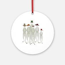 Meerkats Ornament (round)