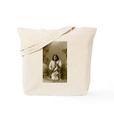 Geronimo (image only) Tote Bag
