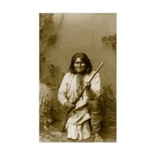 Geronimo (image only) Decal