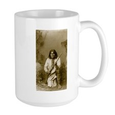 Geronimo (image only) Mug