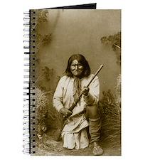 Geronimo (image only) Journal