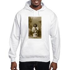 Geronimo (image only) Hoodie