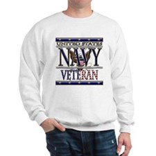 USN Navy Veteran Sweatshirt