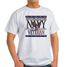 USN Navy Veteran T-Shirt