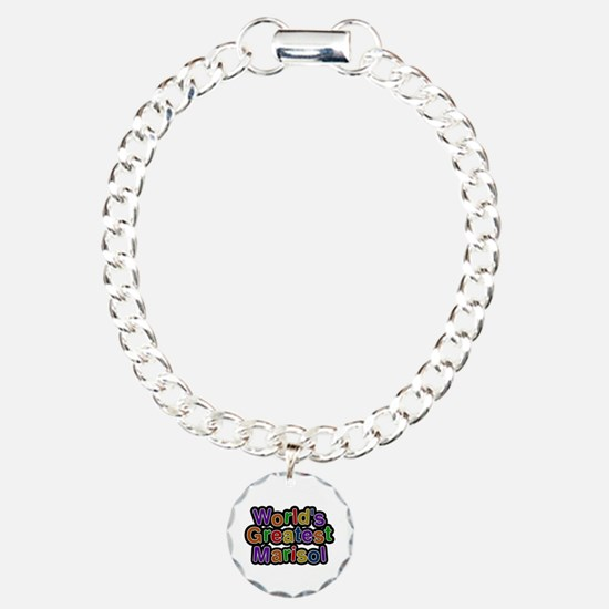 World's Greatest Marisol Charm Bracelet