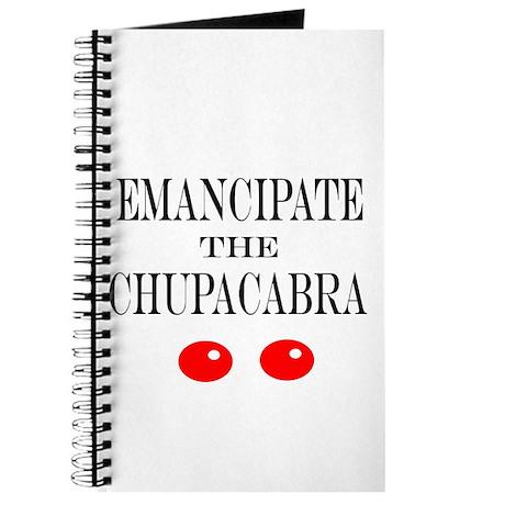 Emancipate the Chupacabra Journal
