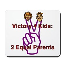 Victory 4 Kids Mousepad