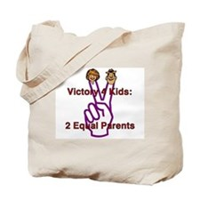 Victory 4 Kids Tote Bag